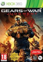 plakat - Gears of War: Judgment (2013)