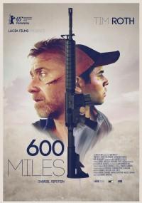 600 Millas (2015) plakat