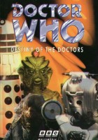 plakat - Doctor Who: Destiny of the Doctors (1997)