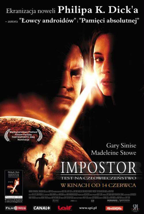 Impostor: Test na człowieczeństwo