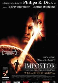 Impostor: Test na człowieczeństwo (2001) plakat
