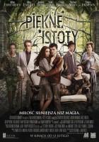 plakat - Piękne istoty (2013)