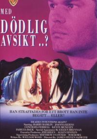 Zbrodnicze zamiary (1991) plakat