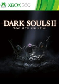 Dark Souls II: Crown of the Sunken King (2014) plakat