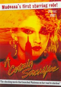 A Certain sacrifice (1983) plakat