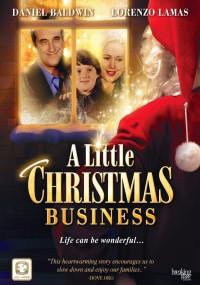 A Little Christmas Business (2013) plakat
