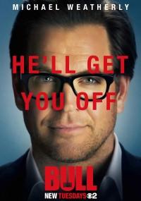 Bull (2016) plakat