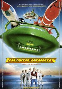 Thunderbirds (2004) plakat