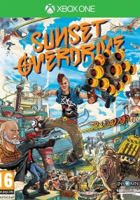 Sunset Overdrive (2014) plakat