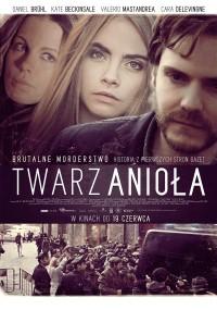 Twarz anioła (2014) plakat