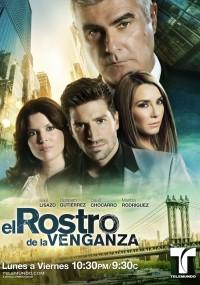 El Rostro de la Venganza (2012) plakat