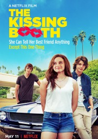 The Kissing Booth (2018) plakat