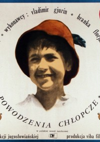 Powodzenia, chłopcze (1963) plakat
