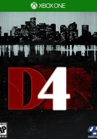 D4: Dark Dreams Don't Die (2014) plakat