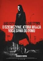 plakat - O dziewczynie, która wraca nocą sama do domu (2014)