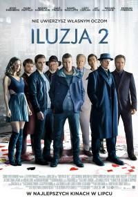 Iluzja 2 (2016) plakat
