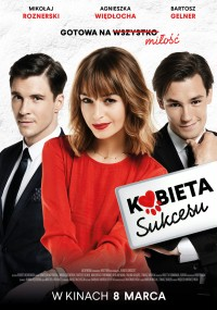 Kobieta sukcesu (2018) plakat