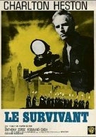 Człowiek Omega (1971) plakat