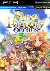 Rune Factory: Oceans (2011) plakat