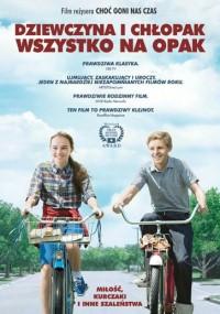 Dziewczyna i chłopak - wszystko na opak (2010) plakat