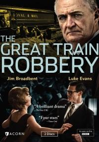 Wielki napad na pociąg (2013) plakat