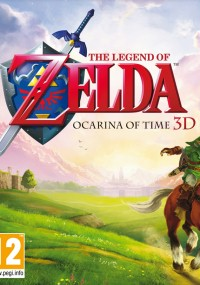 The Legend of Zelda: Ocarina of Time (1998) plakat