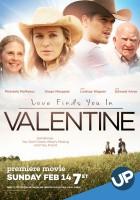plakat - Miłość znajdzie cię wszędzie: Valentine (2015)