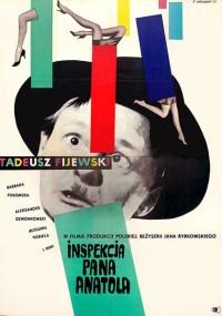 Inspekcja pana Anatola (1959) plakat