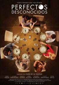 Perfectos desconocidos (2017) plakat