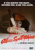 plakat - Słodka Alicja (1976)