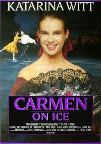 Carmen (1990) plakat