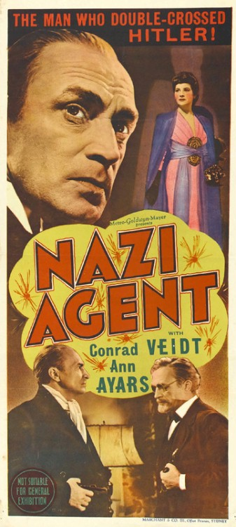 Nazistowski agent