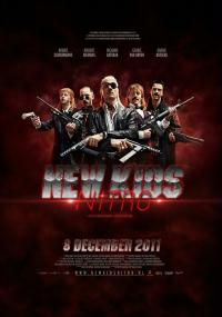 New Kids Nitro (2011) plakat