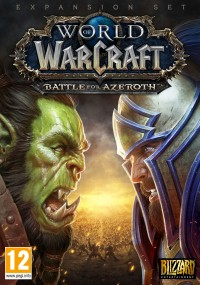 World of Warcraft: Battle for Azeroth (2018) plakat