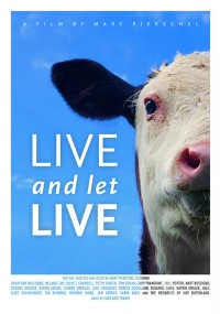 Live and Let Live (2013) plakat