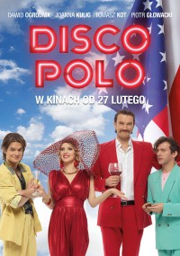 Disco Polo (2015) plakat