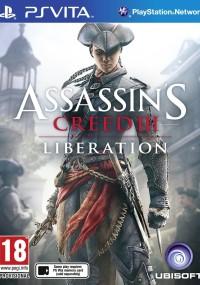 Assassin's Creed III: Liberation (2012) plakat