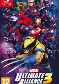 Marvel Ultimate Alliance 3: The Black Order (2019) plakat