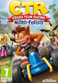 Crash Team Racing Nitro-Fueled (2019) plakat