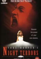 plakat - Nocny terror (1993)