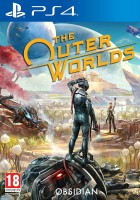 plakat - The Outer Worlds (2019)