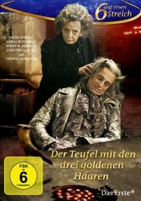 Diabeł z trzema złotymi włosami (2013) plakat