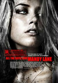 Wszyscy kochają Mandy Lane (2006) plakat