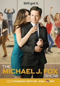 The Michael J. Fox Show (2013) plakat