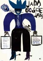 plakat - Jadą goście jadą... (1962)