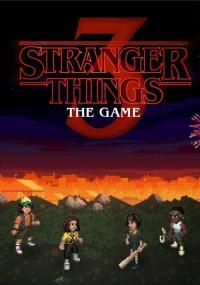 Stranger Things 3: Gra (2019) plakat