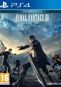 Final Fantasy XV (2016) plakat