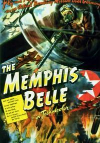 Ślicznotka z Memphis: historia latającej fortecy (1944) plakat