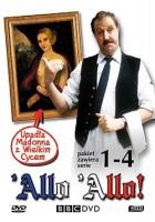 plakat - 'Allo 'Allo! (1982)