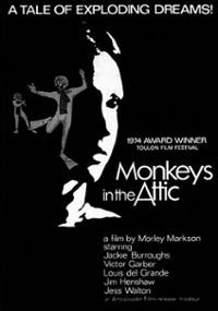 Monkeys in the Attic (1974) plakat